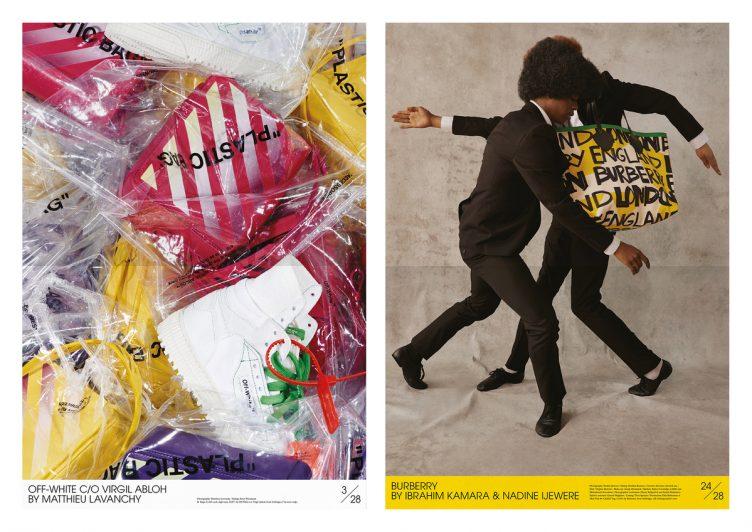 Lane & Associates - Selfridges Posterzine 005