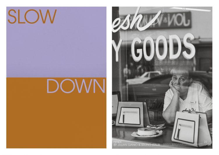 Lane & Associates - Selfridges Posterzine 006
