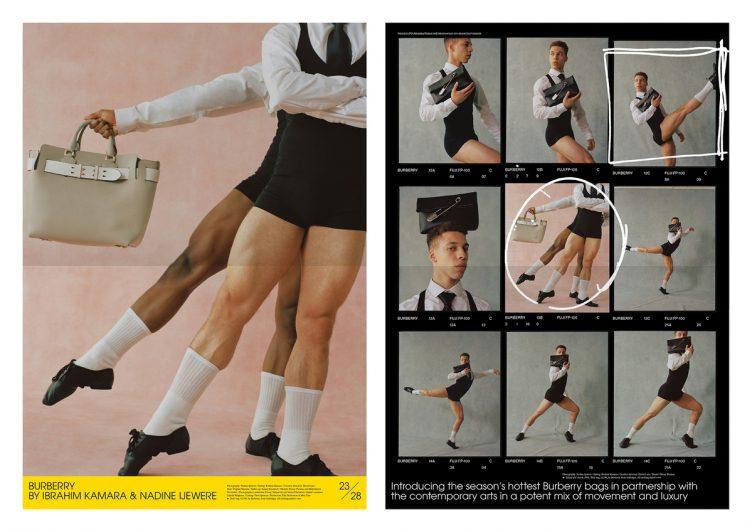 Lane & Associates - Selfridges Posterzine 009