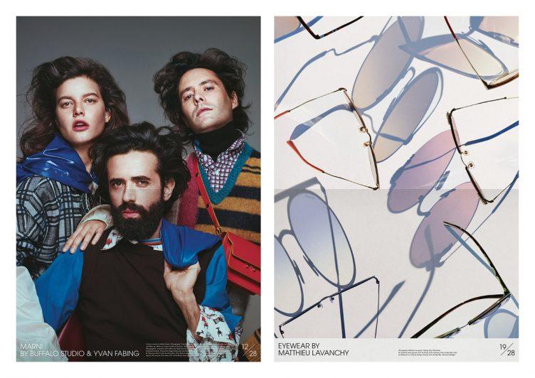 Lane & Associates - Selfridges Posterzine 011