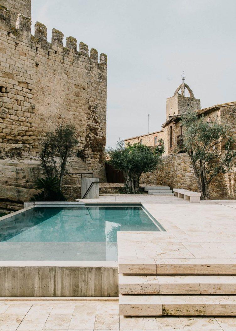 Castell de Peratallada's Garden by Mesura 03