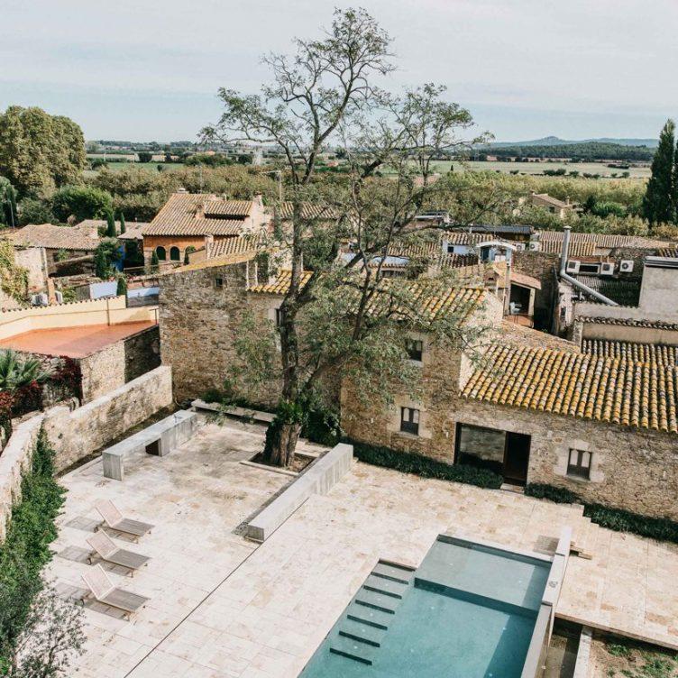 Castell de Peratallada's Garden by Mesura 09