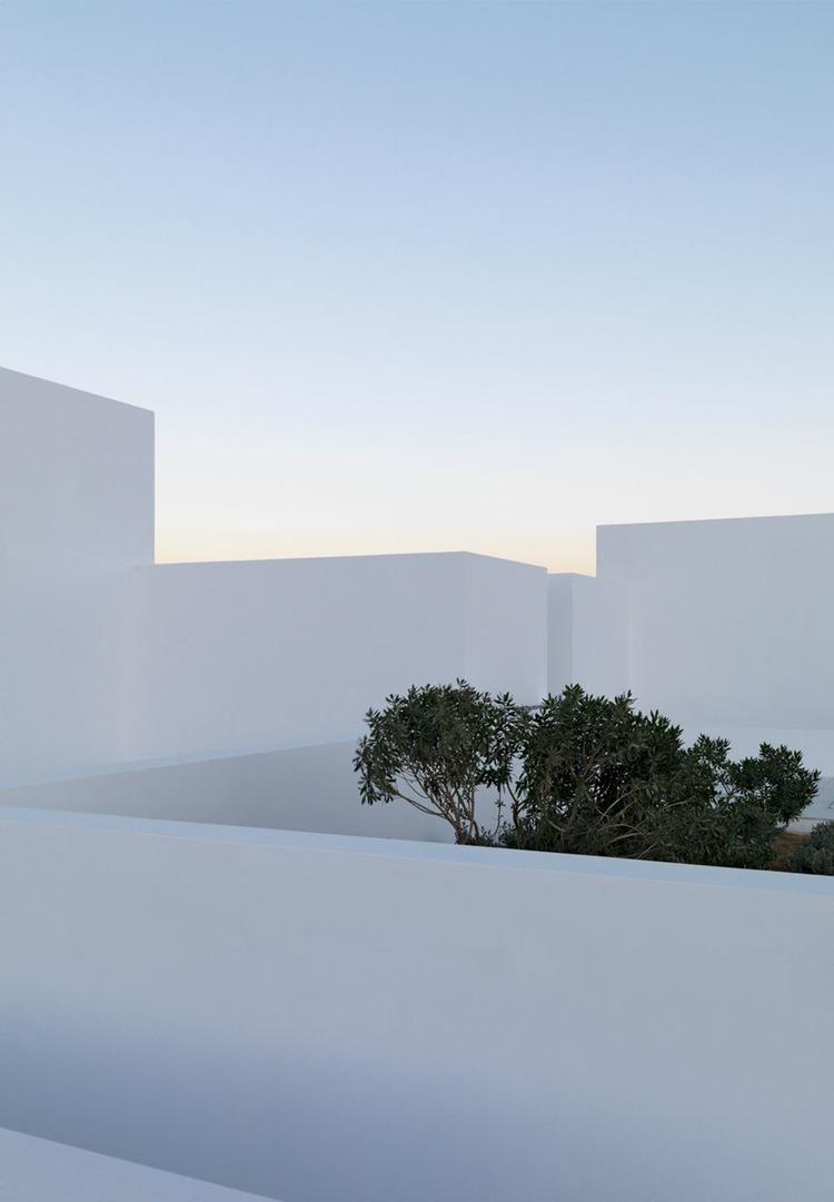 Antiparos House - Nicos Valsamakis 10