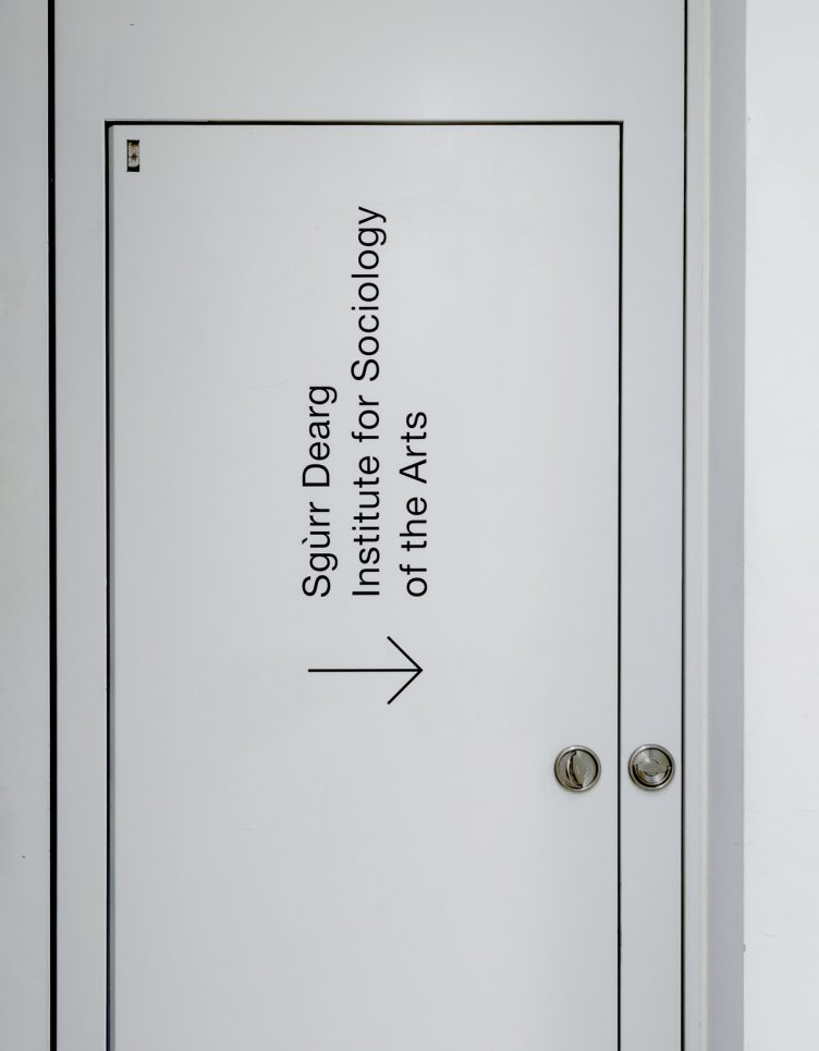 Sgurr Deareg Scheme of Sign 04