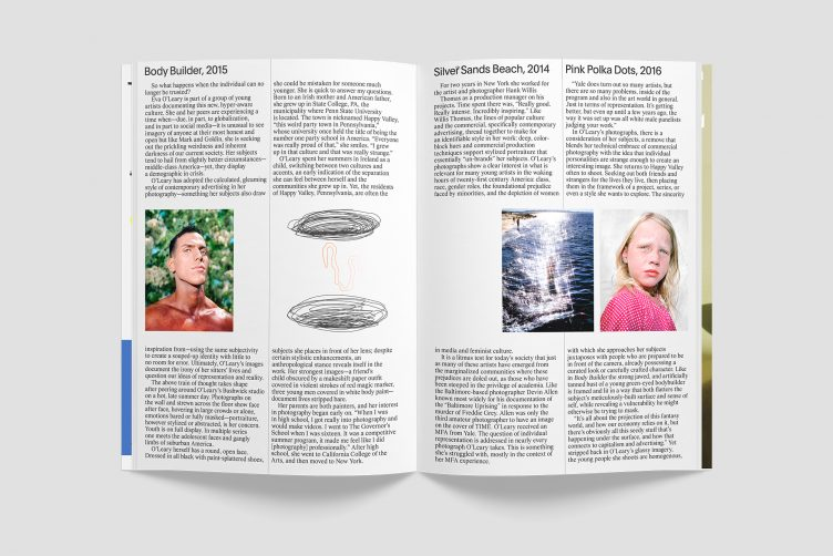 Talk Magazine - Issue 03 Spread 06