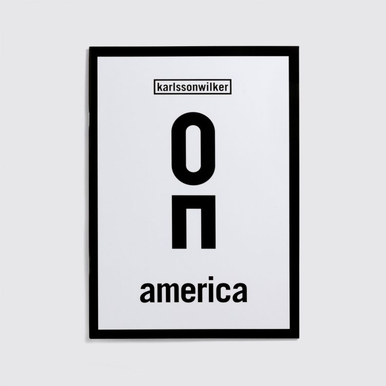 Karlssonwilker On America 001