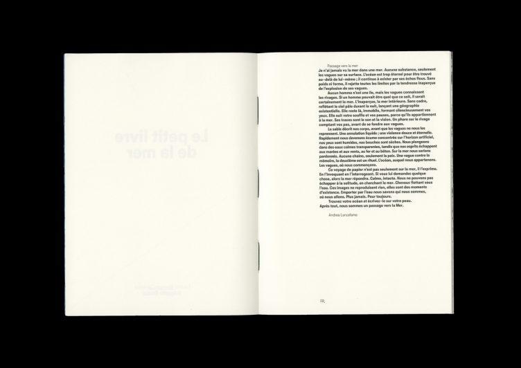Le petit livre de la mer - Fausto Barrica Cantone 002