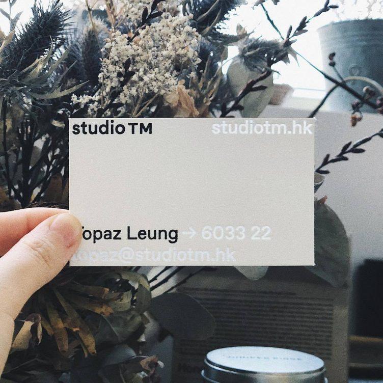 Studio TM - Business Cards 01