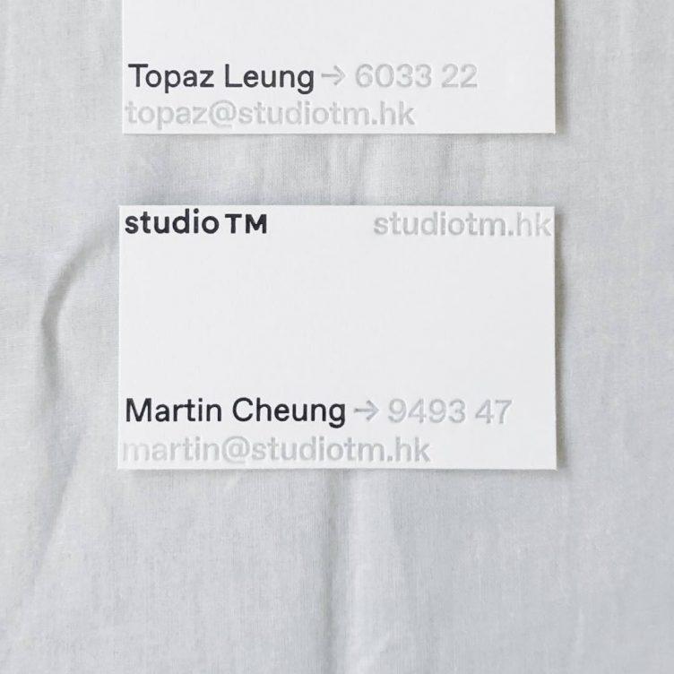 Studio TM - Business Cards 02
