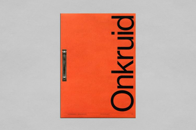 Onkruid Visual Identity 007