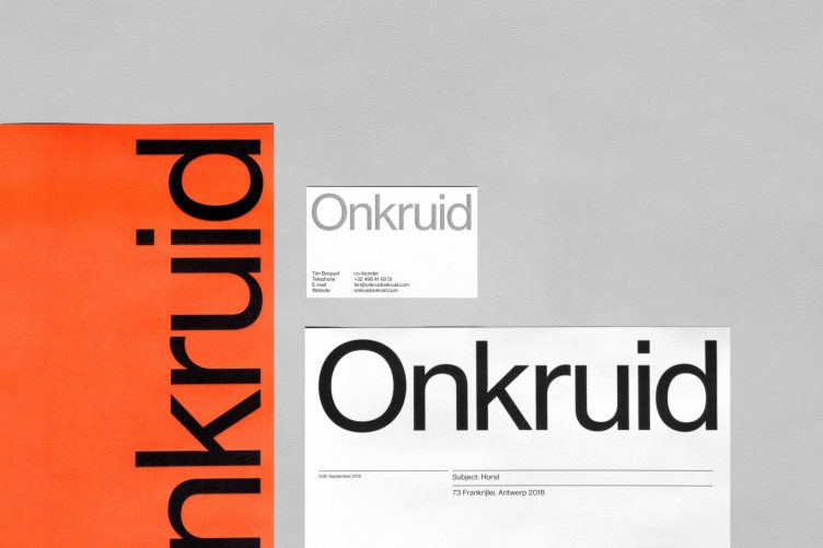 Onkruid Visual Identity 008