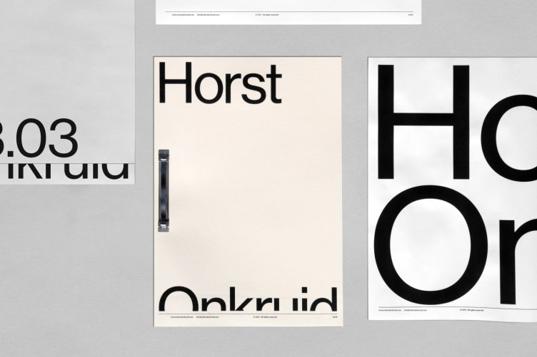 Onkruid Visual Identity 010