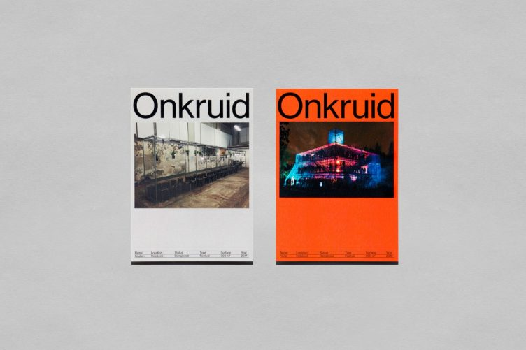 Onkruid Visual Identity 011