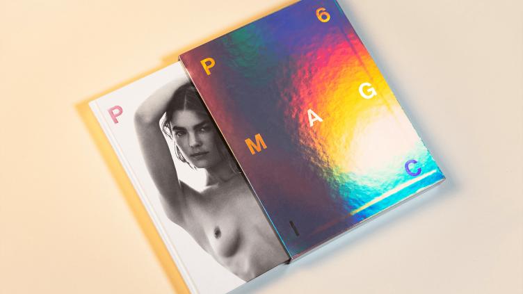 P Magazine No. 6 Magic 002