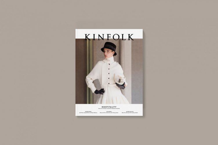Kinfolk Issue 30 Cover