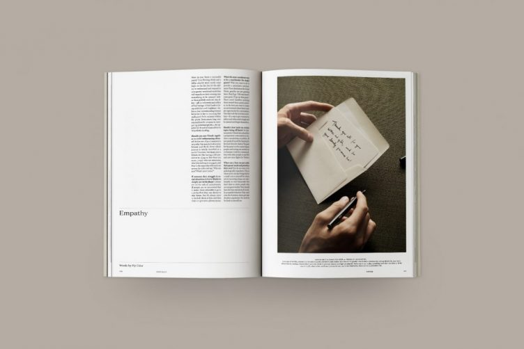 Kinfolk Issue 30 Spread 010