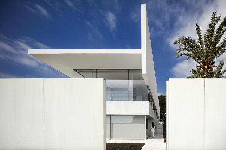 Fran Silvestre Arquitectos - Hofmann House 001