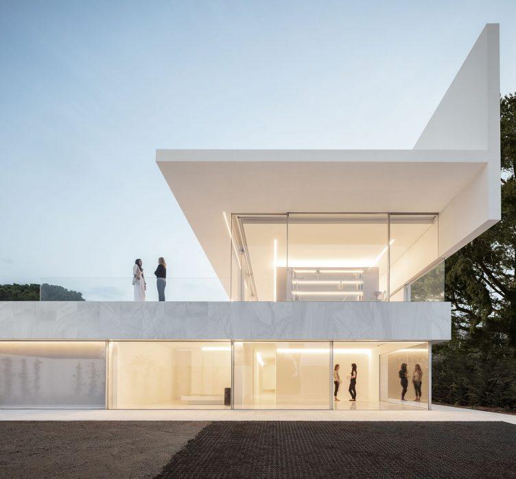 Fran Silvestre Arquitectos - Hofmann House 004