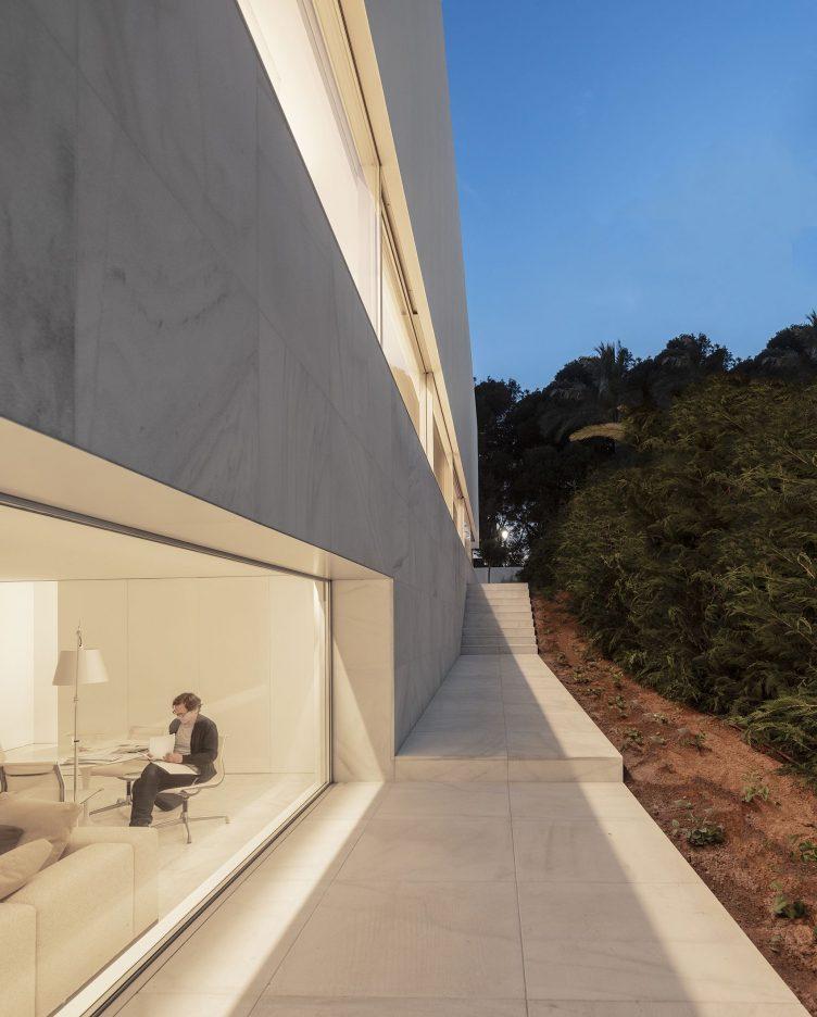 Fran Silvestre Arquitectos - Hofmann House 009