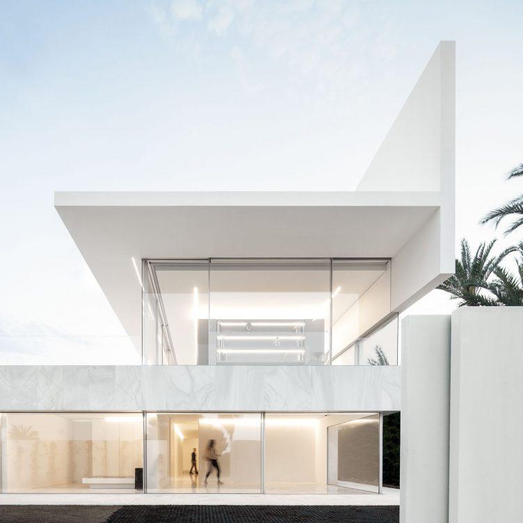 Fran Silvestre Arquitectos - Hofmann House 016