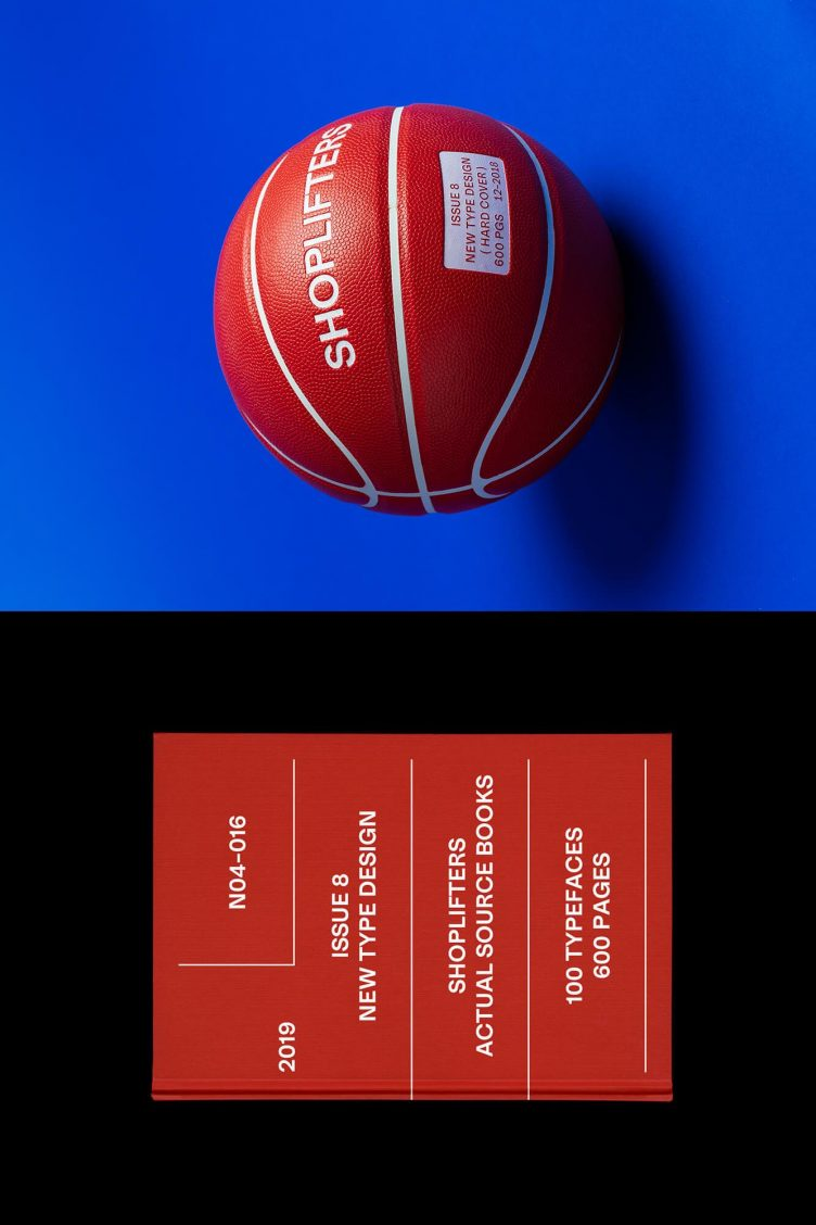 Shoplifters 8 Book + Basketball Actual Source 001