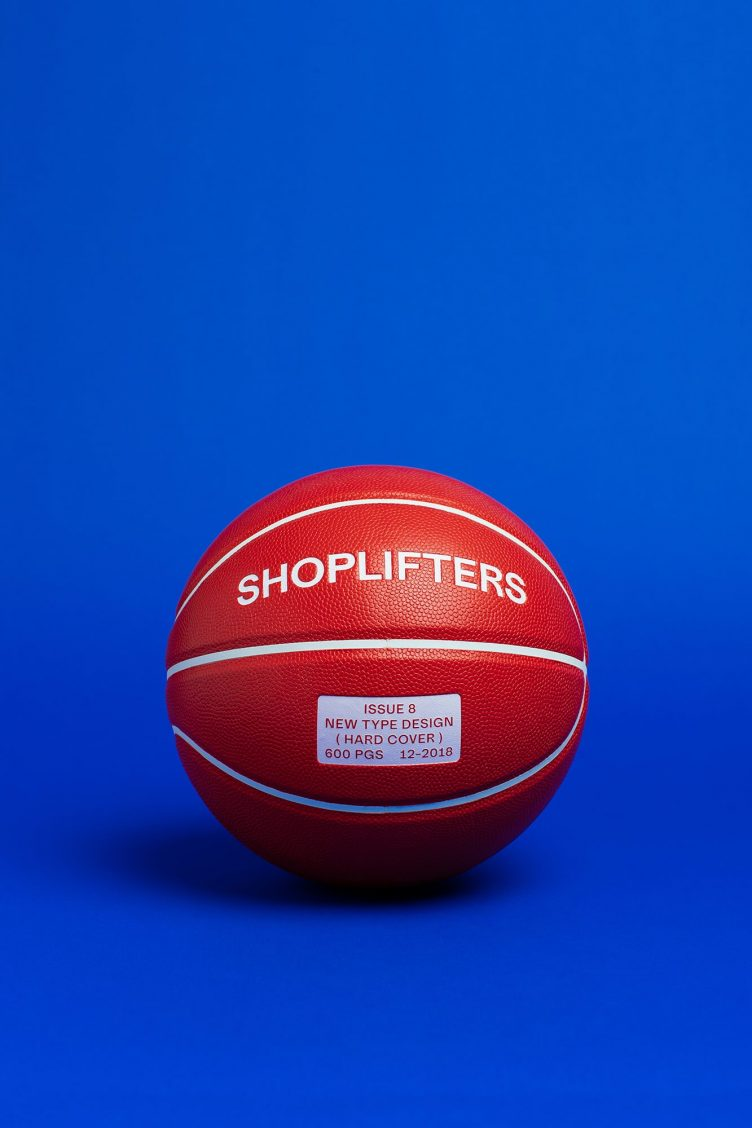 Shoplifters 8 Book + Basketball Actual Source 011