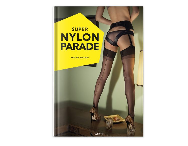 Super Nylon Parade Cover 001