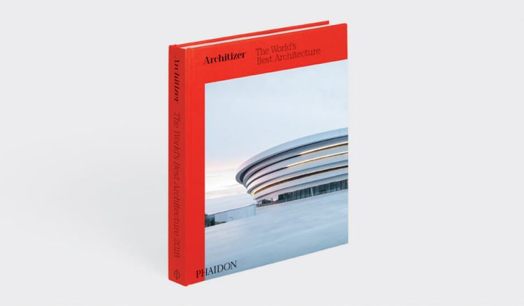Architizer - The World's Best Architecture Cover 001