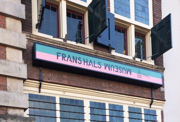 Frans Hals Museum Identity Exterior 02