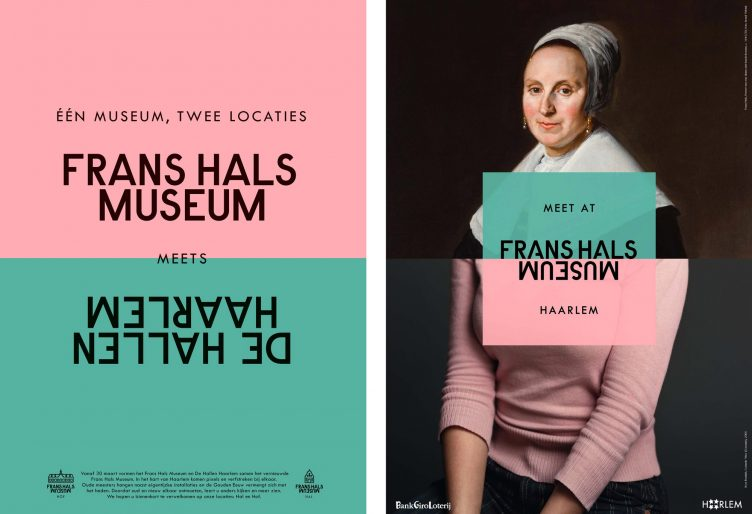 Frans Hals Museum Identity Posters