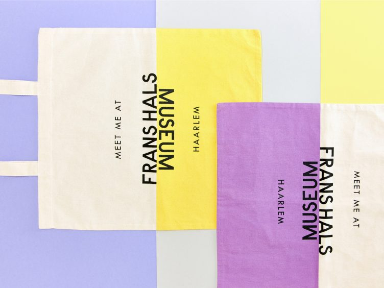 Frans Hals Museum Identity Tote