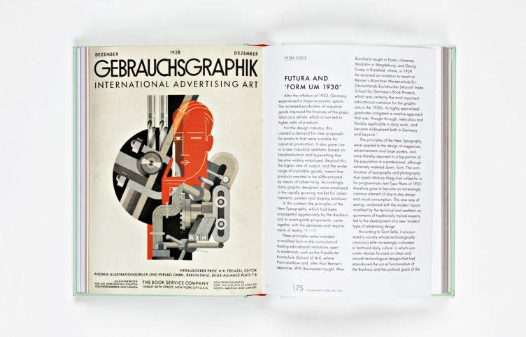 Futura - The Typeface Spread 002