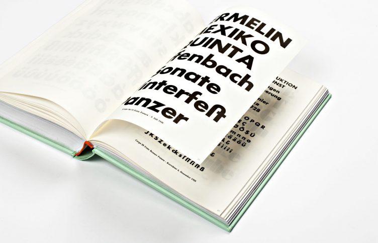 Futura - The Typeface Spread 005