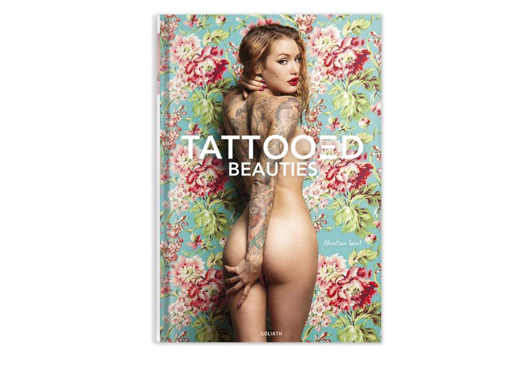 Tattooed Beauties Photographed by Christian Saint Cover 001