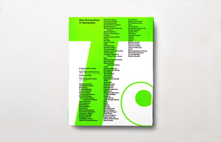 Type - New Perspectives in Typography Cover 001
