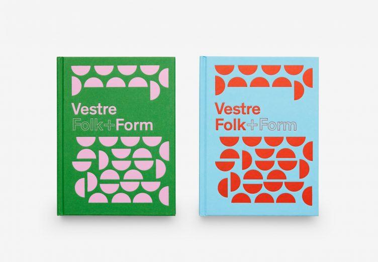 Vestre Anniversary Book Cover 004