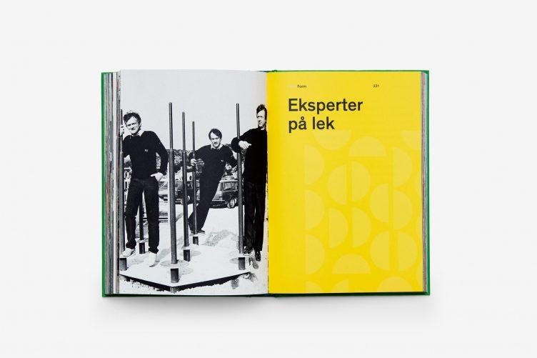 Vestre Anniversary Book Spread 005