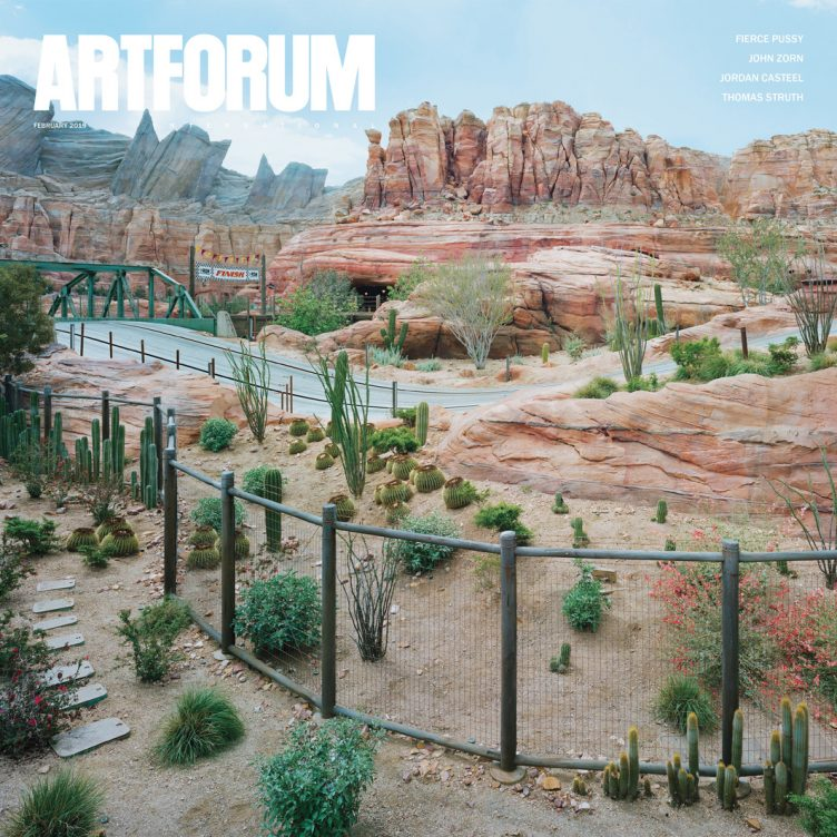 Artforum February 2019, Vol. 57, No. 6
