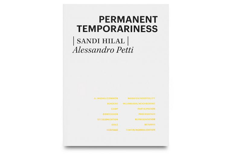 Permanent Temporariness 002