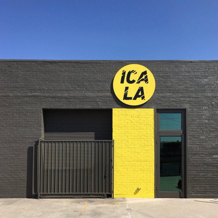Institute of Contemporary Art, Los Angeles (ICA LA) Entarnce