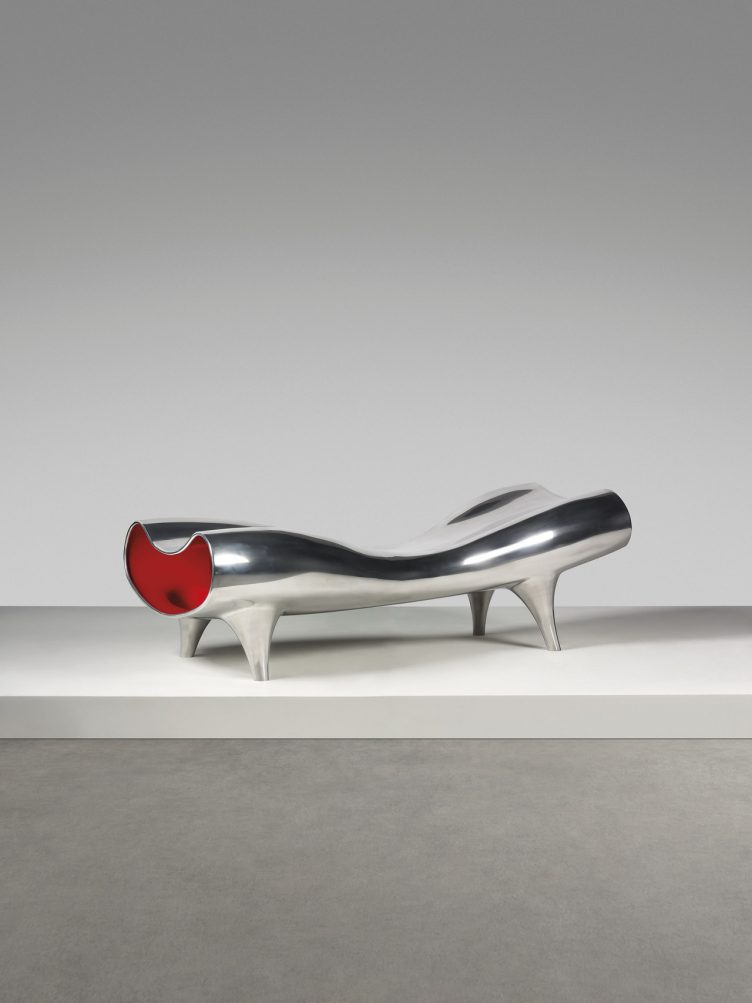 Marc Newson - Orgone Stretch Lounge, 1993 - 001
