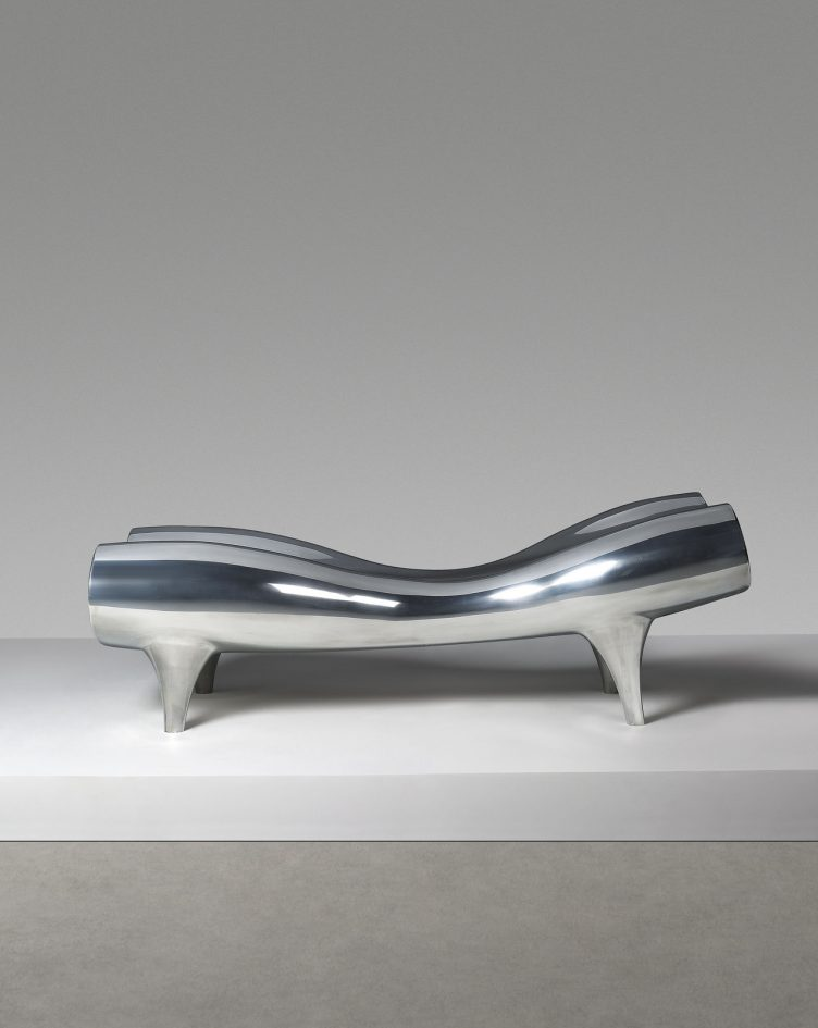Marc Newson - Orgone Stretch Lounge, 1993 - 002