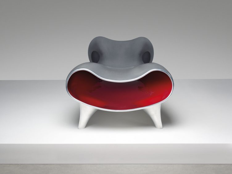 Marc Newson - Orgone Stretch Lounge, 1993 - 005