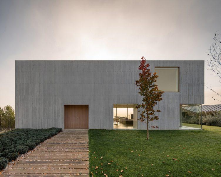 Pamplona House by Pereda Pérez Arquitectos 002