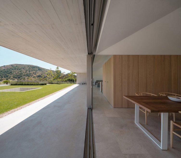 Pamplona House by Pereda Pérez Arquitectos 008