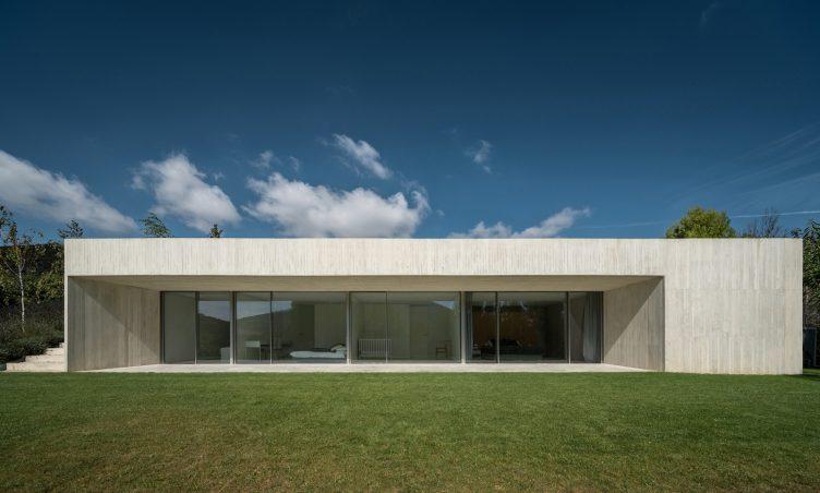 Pamplona House by Pereda Pérez Arquitectos 011