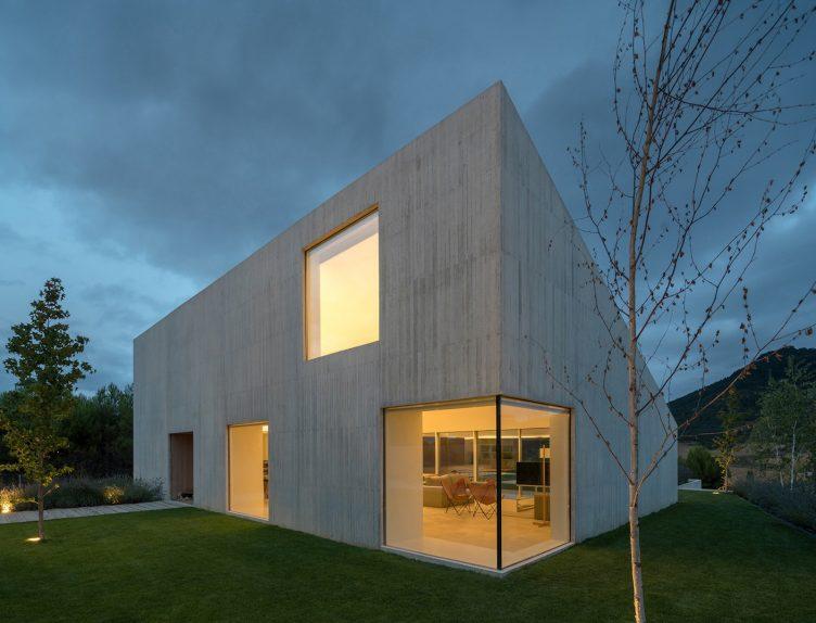 Pamplona House by Pereda Pérez Arquitectos 012