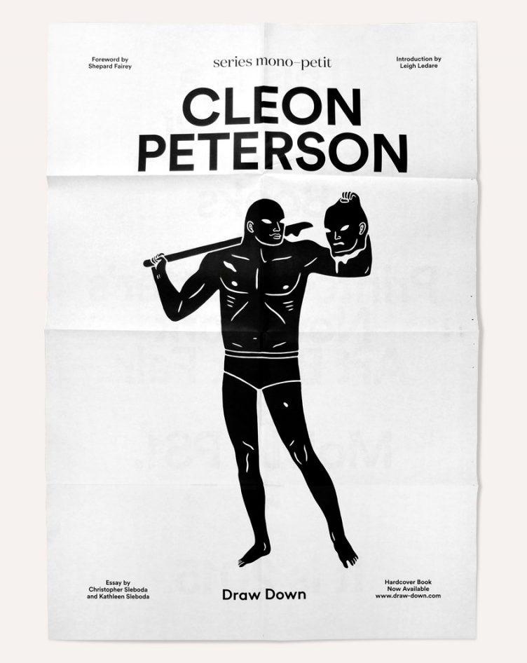 Cleon Peterson (Poster) Archive Copy