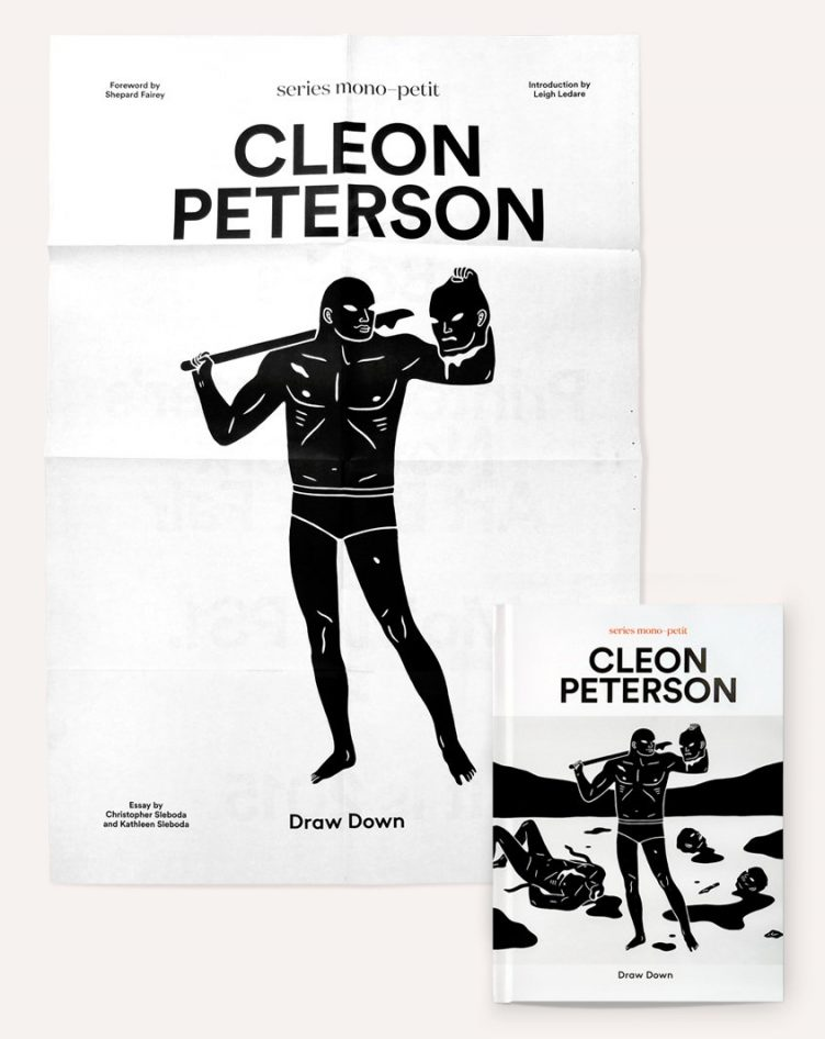 Cleon Peterson (Book and Poster Set) Archive Copy