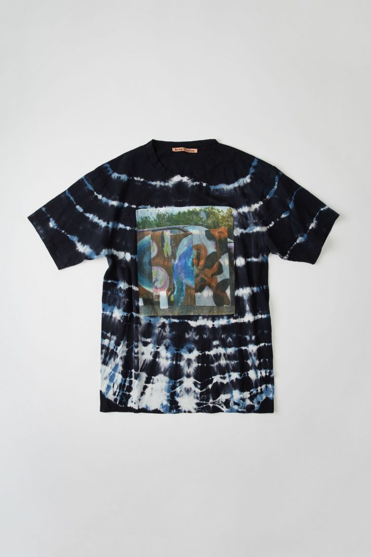 Acne Studios Special Edition T-shirts Blue